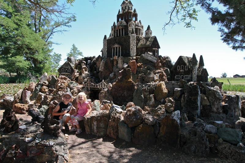 Peterson's Rock Garden 2011-16