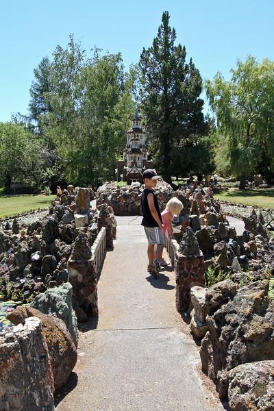 Peterson's Rock Garden 2011-10
