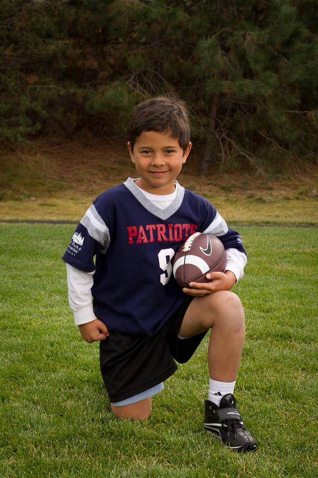 Pariots Team Photos 2012-13