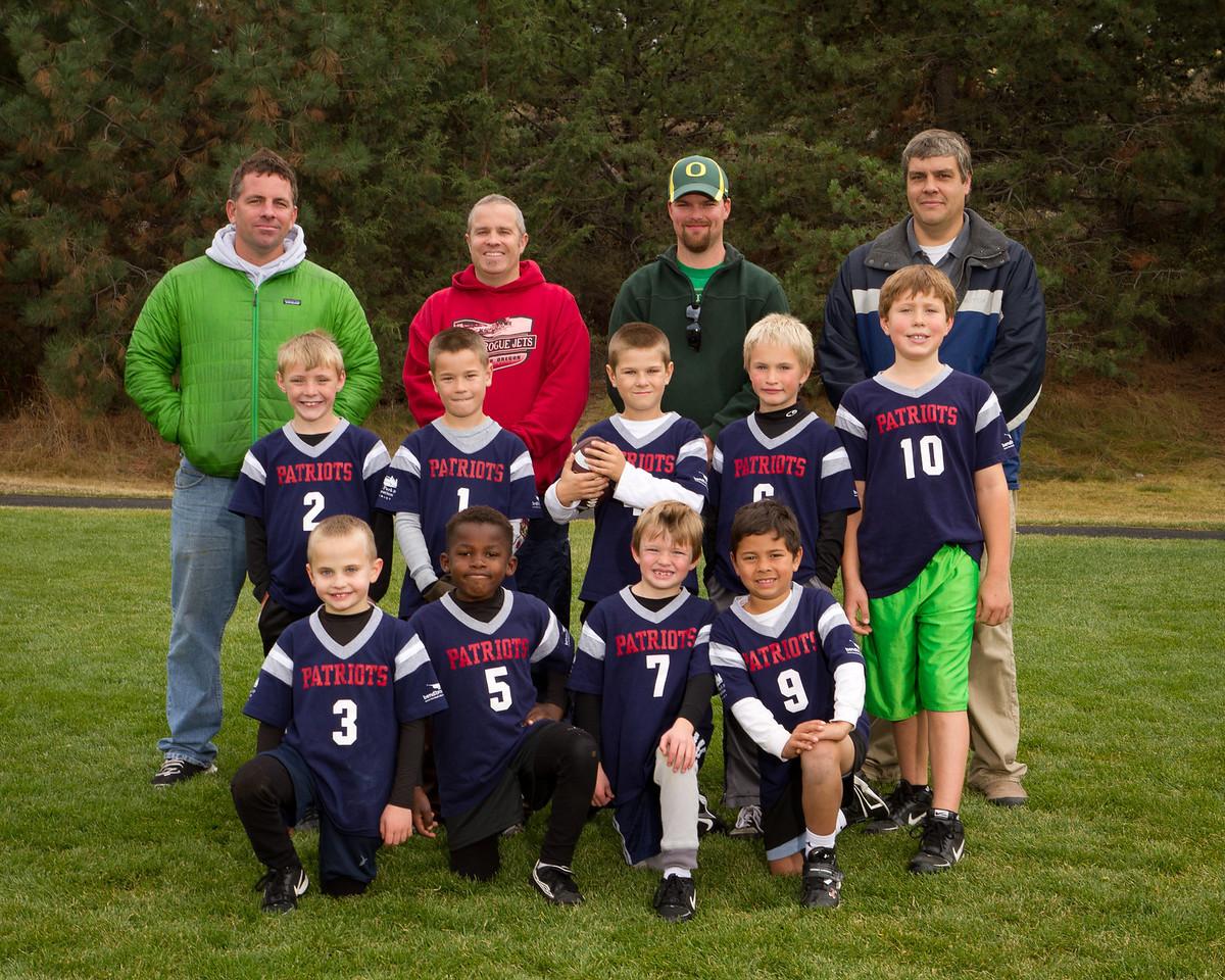 Pariots Team Photos 2012-19