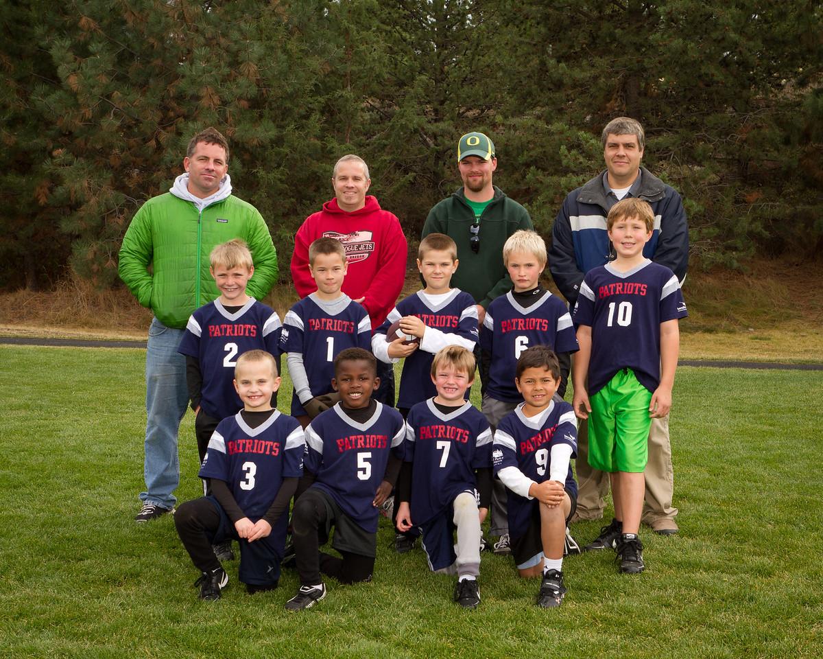 Pariots Team Photos 2012-21