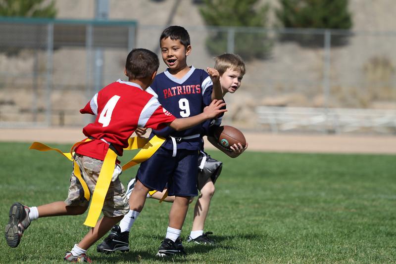 Patriots v Bucs 9.23.2012-178