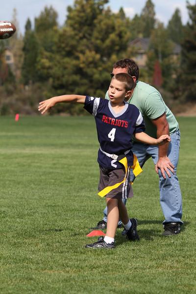 Patriots v Bucs 9.23.2012-5