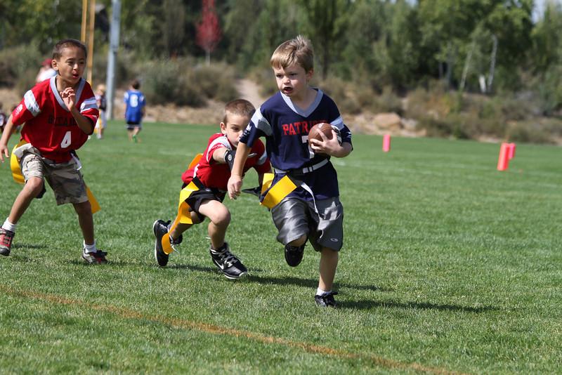 Patriots v Bucs 9.23.2012-160