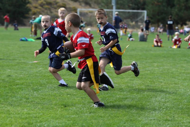 Patriots v Bucs 9.23.2012-40
