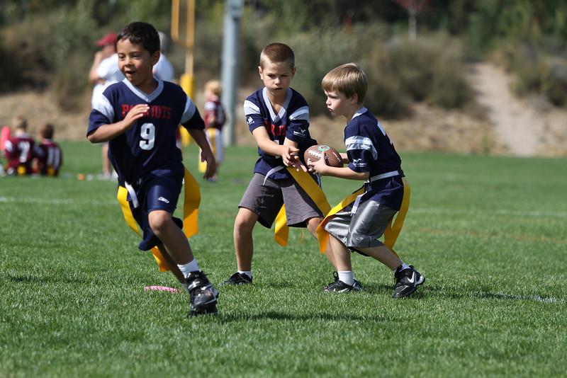 Patriots v Bucs 9.23.2012-149