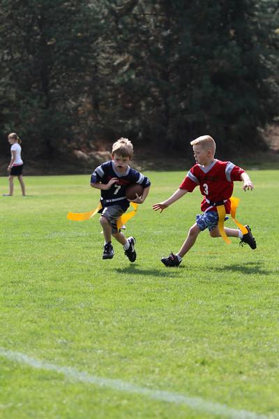 Patriots v Bucs 9.23.2012-25
