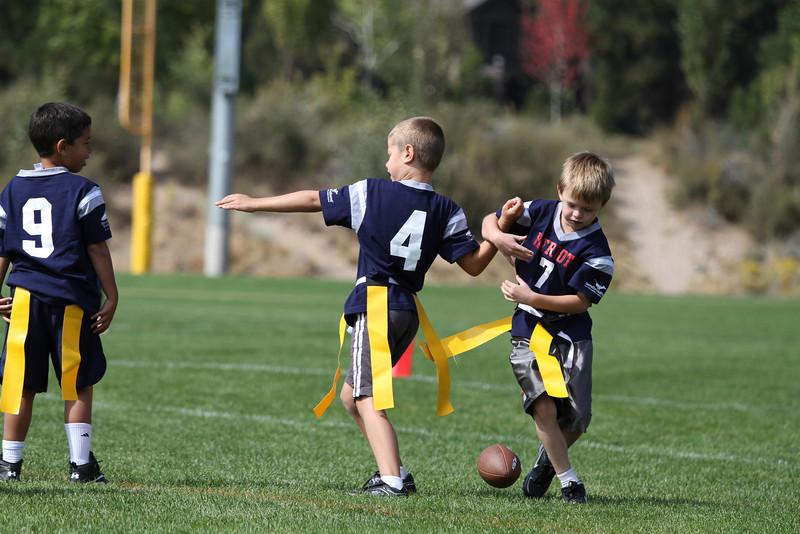 Patriots v Bucs 9.23.2012-98