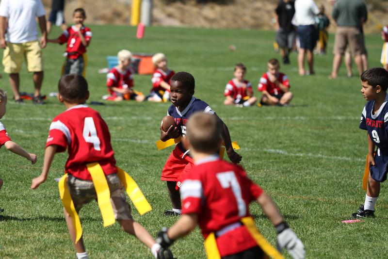 Patriots v Bucs 9.23.2012-167
