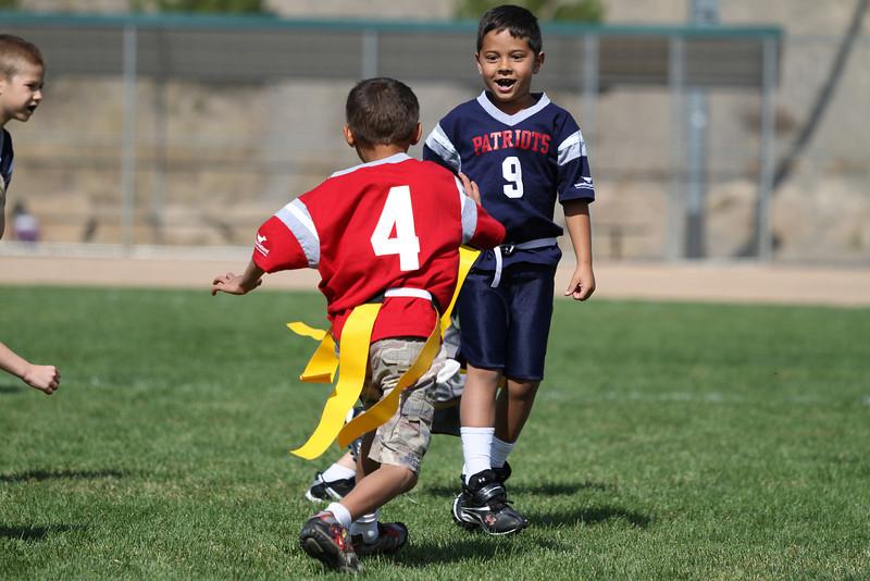 Patriots v Bucs 9.23.2012-177