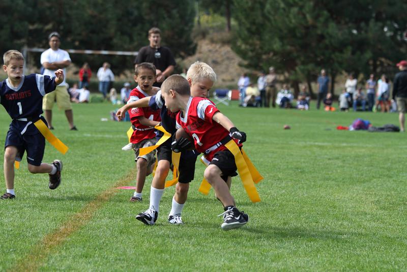 Patriots v Bucs 9.23.2012-36