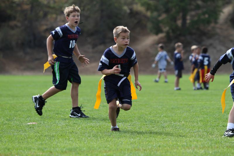 Patriots v Bucs 9.23.2012-69