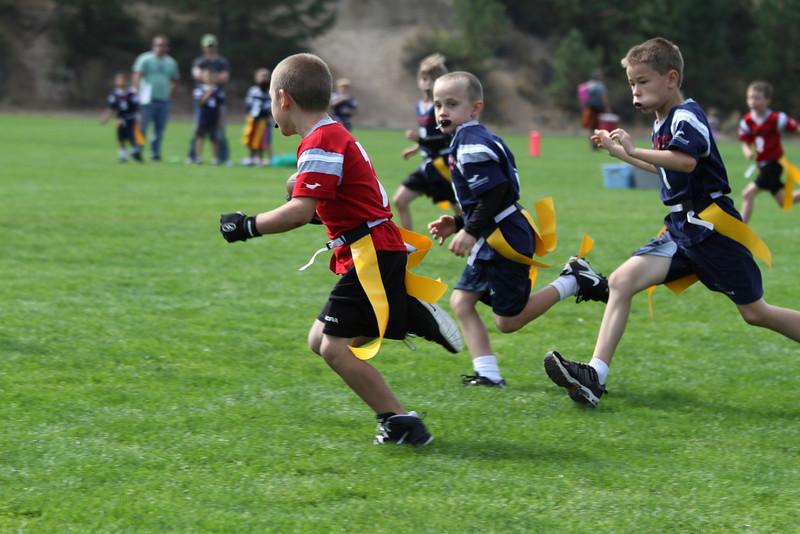 Patriots v Bucs 9.23.2012-42