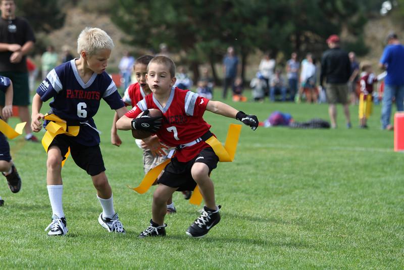Patriots v Bucs 9.23.2012-34