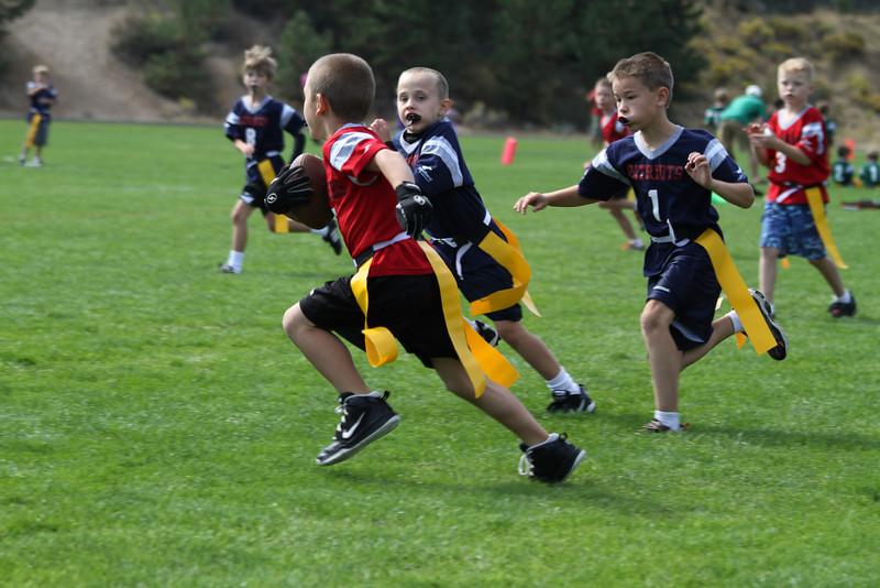 Patriots v Bucs 9.23.2012-41