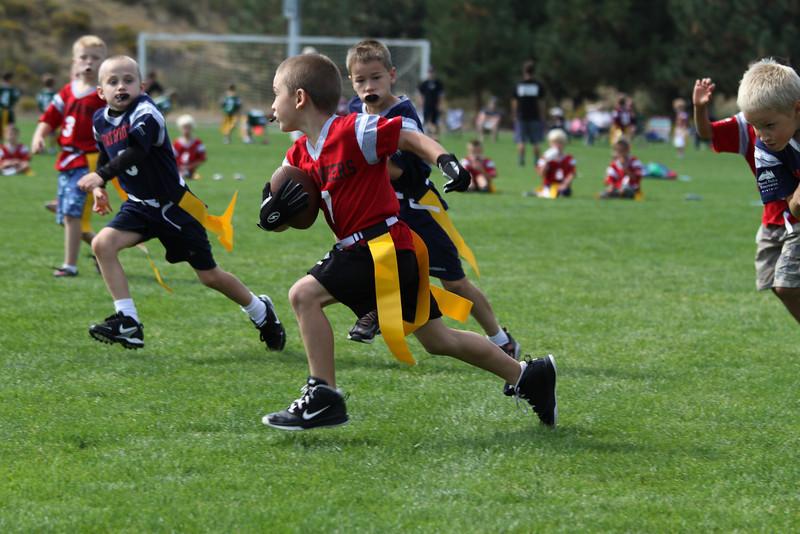 Patriots v Bucs 9.23.2012-39
