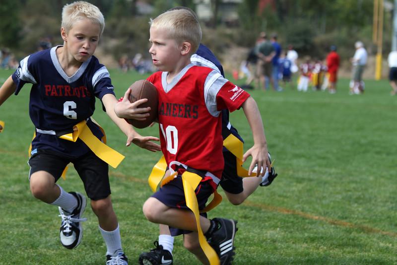 Patriots v Bucs 9.23.2012-56
