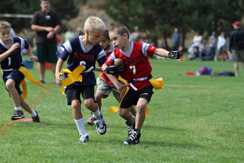 Patriots v Bucs 9.23.2012-35