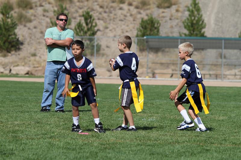 Patriots v Bucs 9.23.2012-193