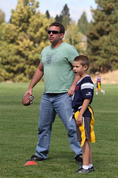 Patriots v Bucs 9.23.2012-6