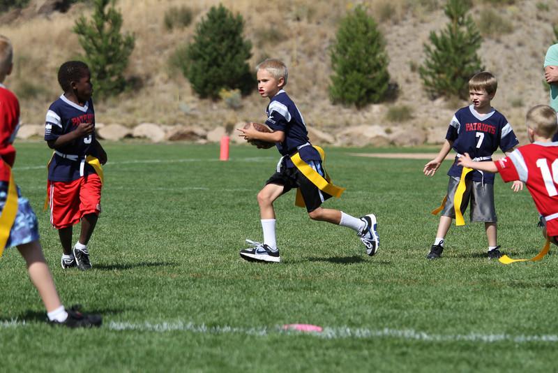 Patriots v Bucs 9.23.2012-195