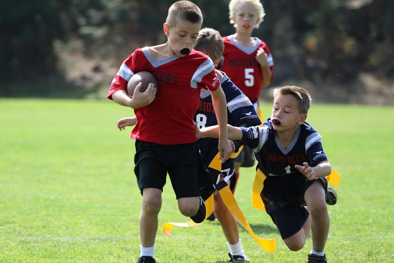 Patriots v Bucs 9.23.2012-131