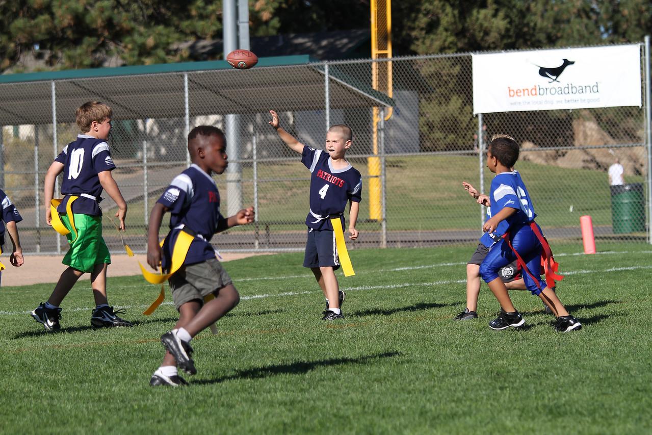 Patriots vs Rams 9.30.2012-21