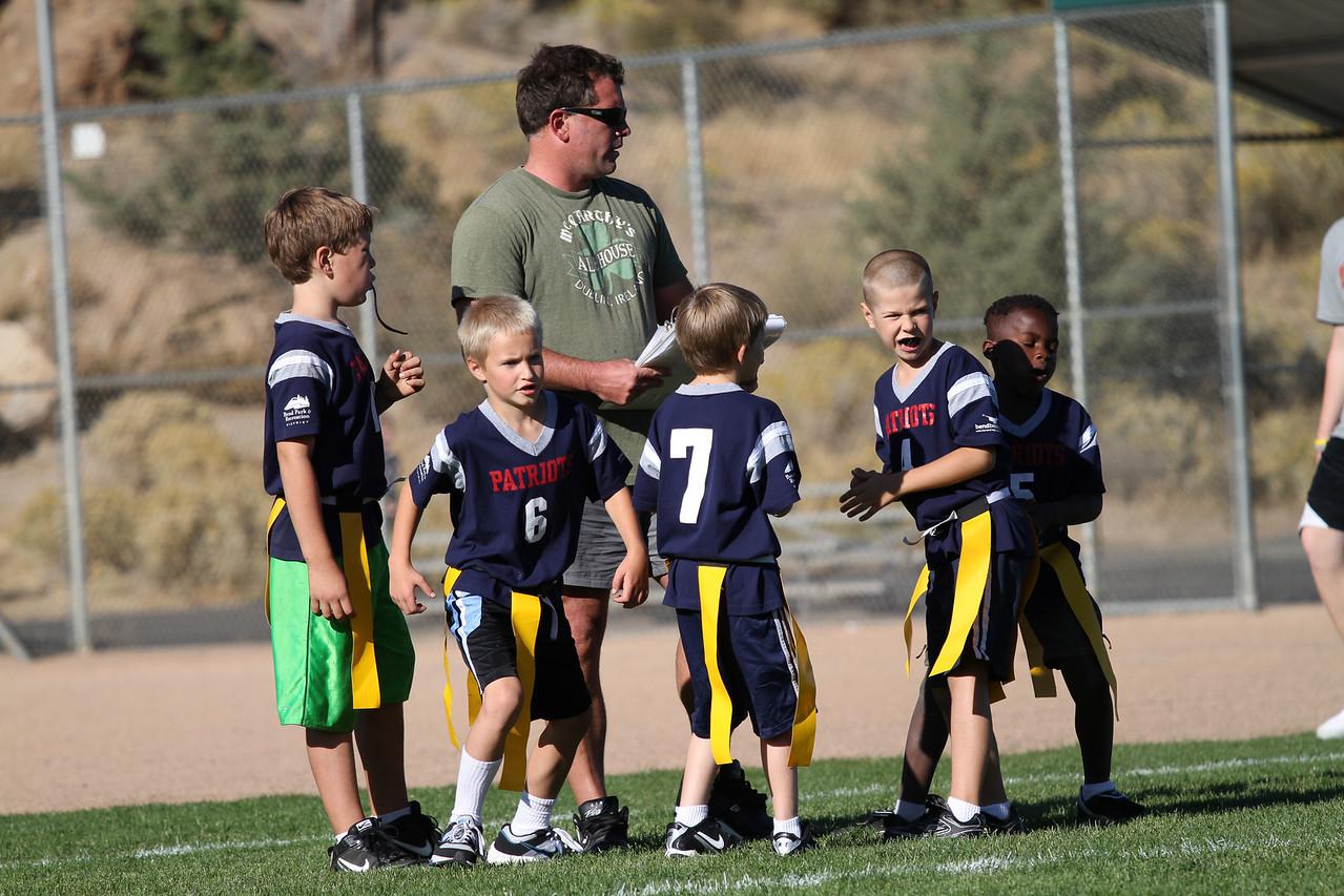Patriots vs Rams 9.30.2012-10