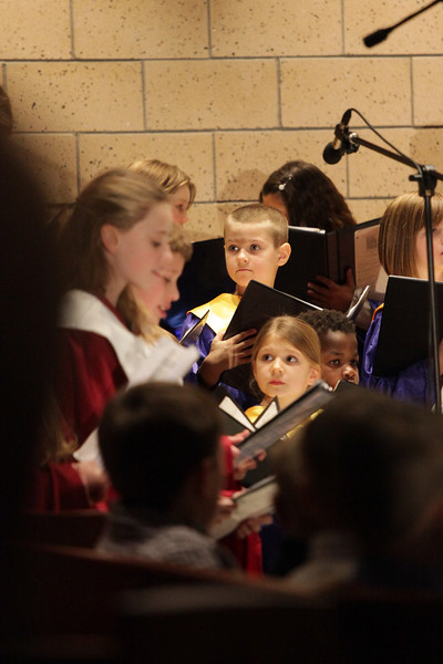 St. Francis Christmas Program 2012-3