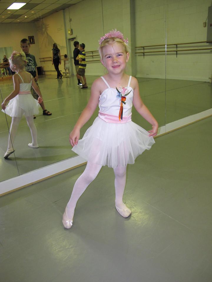 Nicole Ballet 2013-14