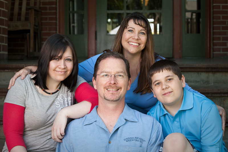 Hayes Family 2009-36