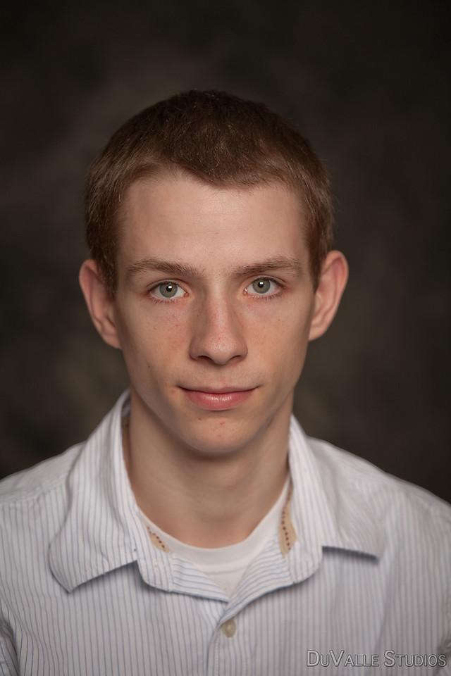 Mike Trotter Senior Portrait 2009-6