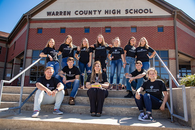 Dual Enrollment Warren County HS-0301
