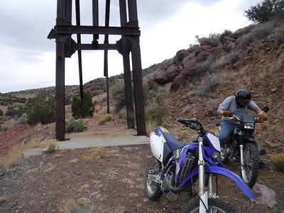 sherpa shakedown ride 3-10-2018