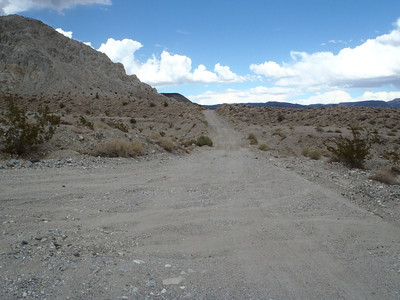 Saline Valley North Pass