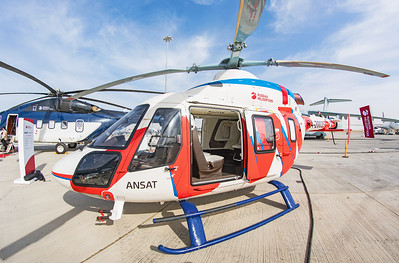 Russian Helicopter Systems ANSAT-GMSU RA-20035 11-17-19 6