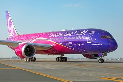 Boeing 787-9 Dreamliner N1015B 11-17-19 8