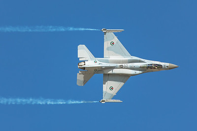 United Arab Emirates Air Force Lockheed Martin F-16E 3037 11-17-19