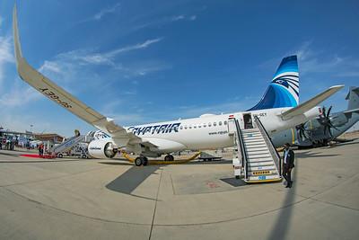 EgyptAir Airbus A220-300 SU-GEY 11-17-19