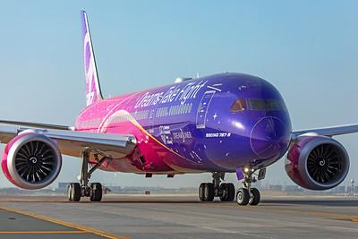 Boeing 787-9 Dreamliner N1015B 11-17-19 7