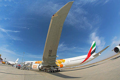 Emirates Boeing 777-300(ER) A6-EQO 11-17-19