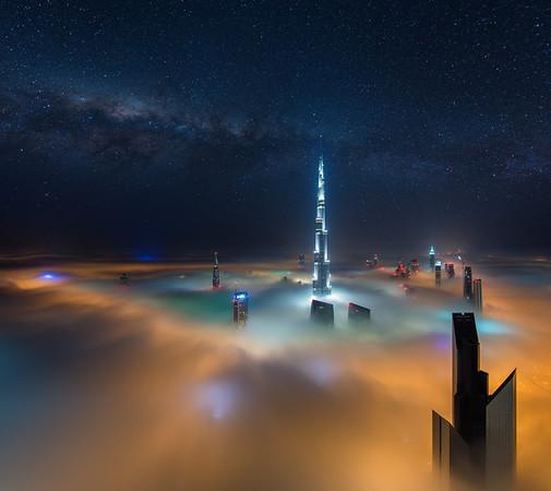 Dubai Galactica