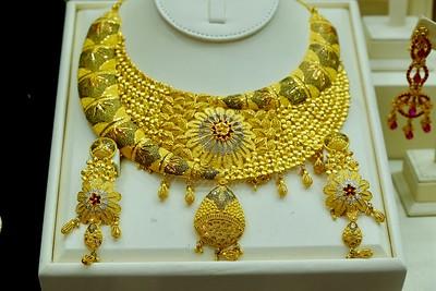 Dubai:Gold/Spice/Textile Souks