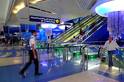 Dubai:Subway/Metro
