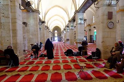 Jerusalem: Aqsa Mosque and Temple Mount