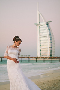 Russian Bride | Dubai Wedding Photographer