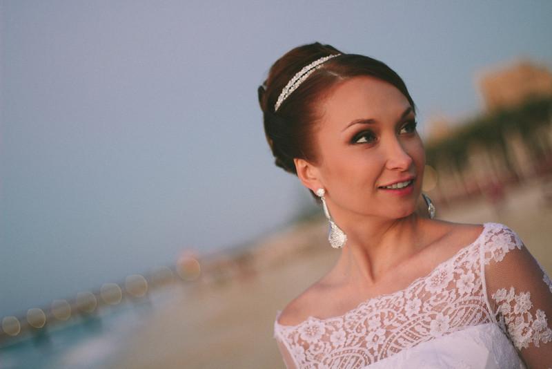 Russian Bride | Dubai Wedding Photographer