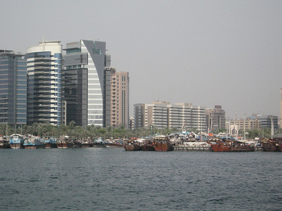 Dubai August 2007