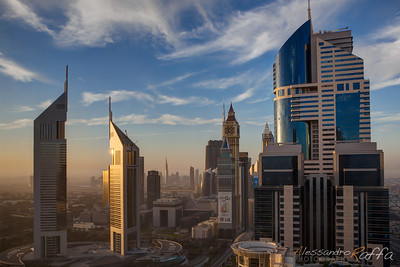 Dubai @sunset