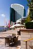 The Intercontinental Hotel Festival city in Dubai, UAE, Persian Gulf.